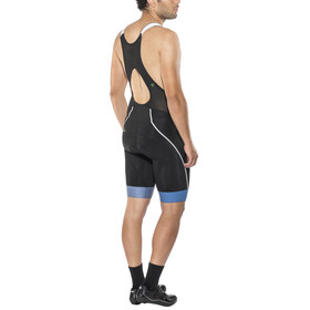 Craft Verve Glow Bib Shorts Men Black/True Blue